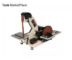 JET 1/3 HP 1 in. x 42 in. Benchtop Belt and 8 in.