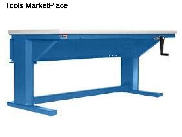 ALC/R5000-PLB6030 Hand Crank Lift Workstation