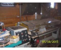 2002 STA-1500 SEMI- AUTO Manufacturer Sigittario WoodCopy Lath